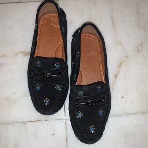 COACH® Crosby Driver Loafer